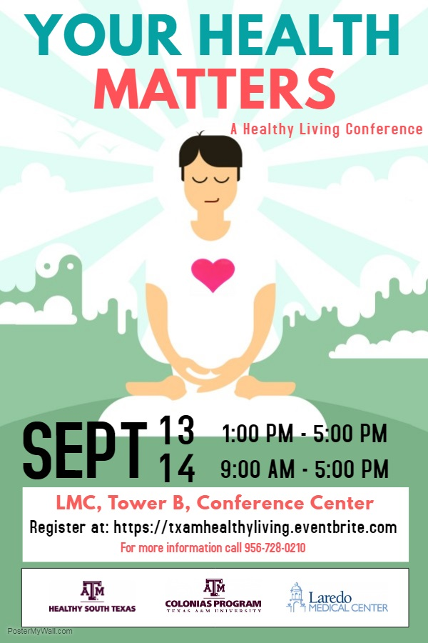 Your Health Matters - A Healthy Living Conference