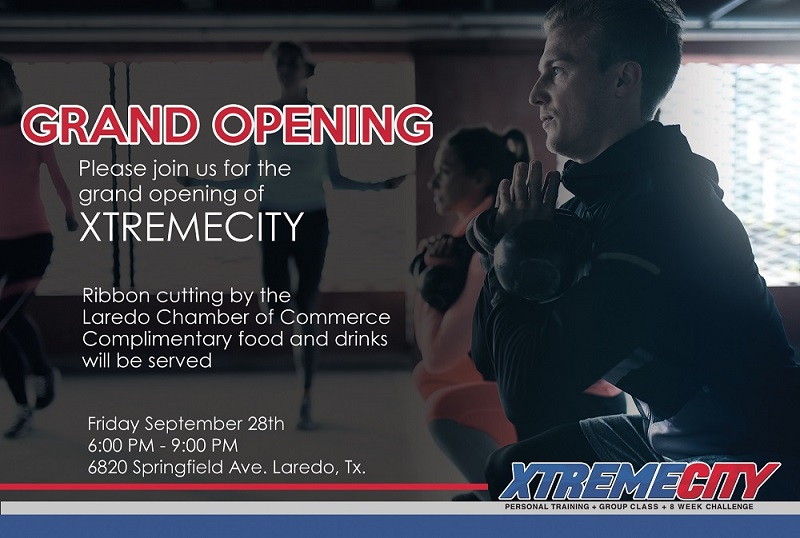 XTREME CITY Grand Opening