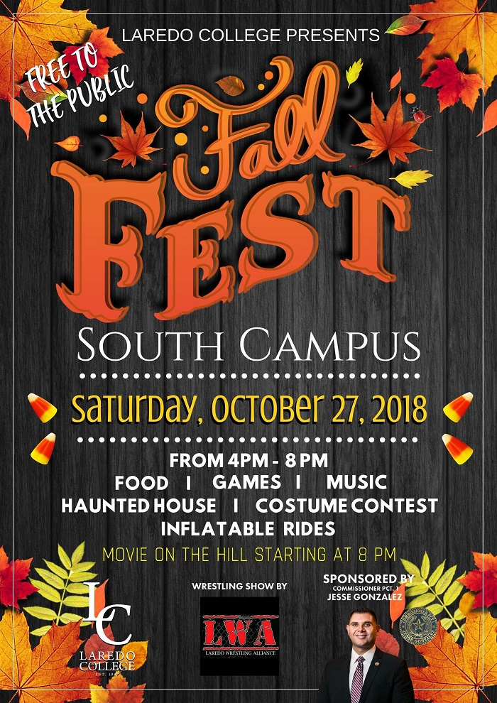 Fall Fest at Laredo College South Campus