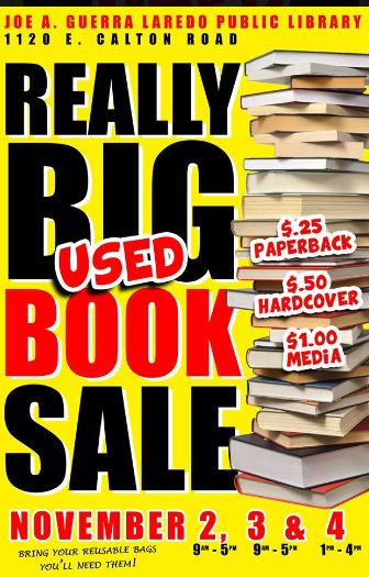 Really Big Used Book Sale